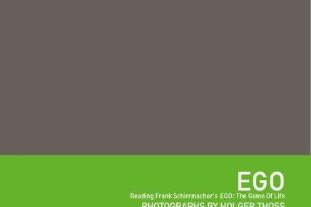EGO Project: Reading Frank Schirrmacher's EGO: The Game Of Life